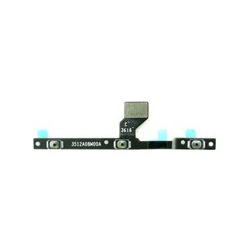 65b6d6397a10 Xiaomi Mi Mix Volumenknapp   Power Knap Flex Kabel