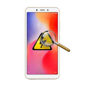 Xiaomi Redmi 6 Diagnose