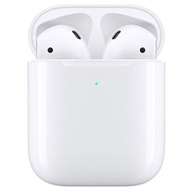 AirPods 2 2019 med Bluetooth etui